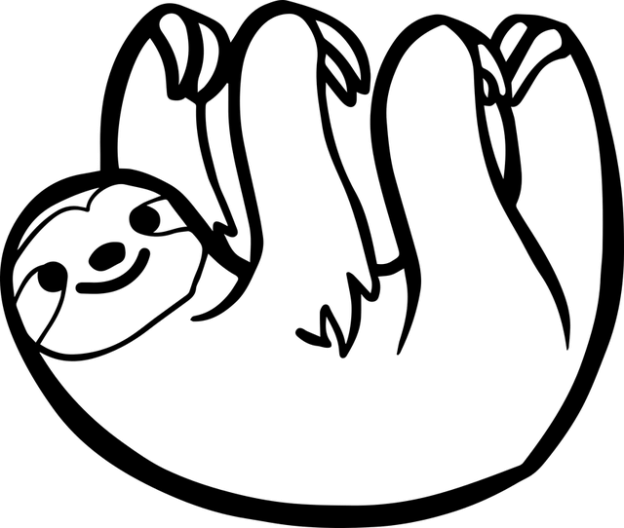 Faultier Logotier